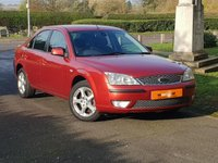 USED 2006 56 FORD MONDEO 2.0 EDGE TDCI 5d 115 BHP 2 OWNERS LOW MILES ONLY 50K