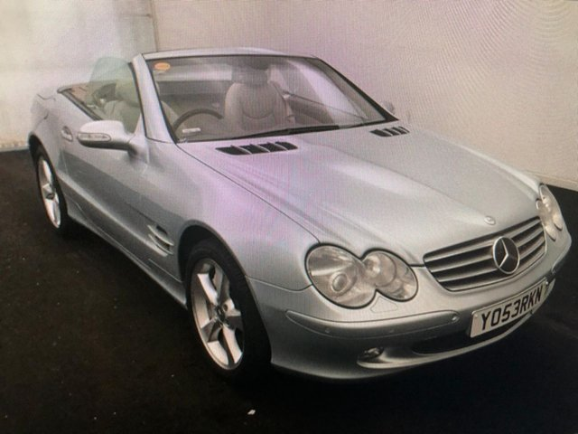 View our MERCEDES-BENZ SL 600