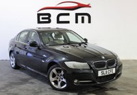 2011 BMW 3 SERIES 2.0 320D EXCLUSIVE EDITION 4d 181 BHP £5485.00