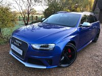 USED 2015 15 AUDI RS4 AVANT 4.2 RS4 AVANT FSI QUATTRO LIMITED EDITION 5d AUTO 444 BHP