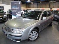 2007 FORD MONDEO 1.8 LX 16V 5d 125 BHP £1990.00