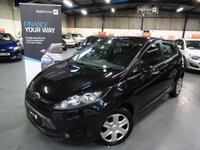 2011 FORD FIESTA 1.2 EDGE 5d 59 BHP £3990.00