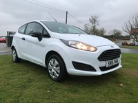 USED 2015 15 FORD FIESTA 1.2 STUDIO 3 door white 4 ford servies 26000 miles try find a cleaner one