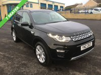 USED 2015 LAND ROVER DISCOVERY SPORT 2.0 TD4 HSE 5d 180 BHP