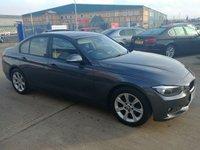 2013 BMW 3 SERIES 2.0 316D ES 4d 114 BHP £7250.00