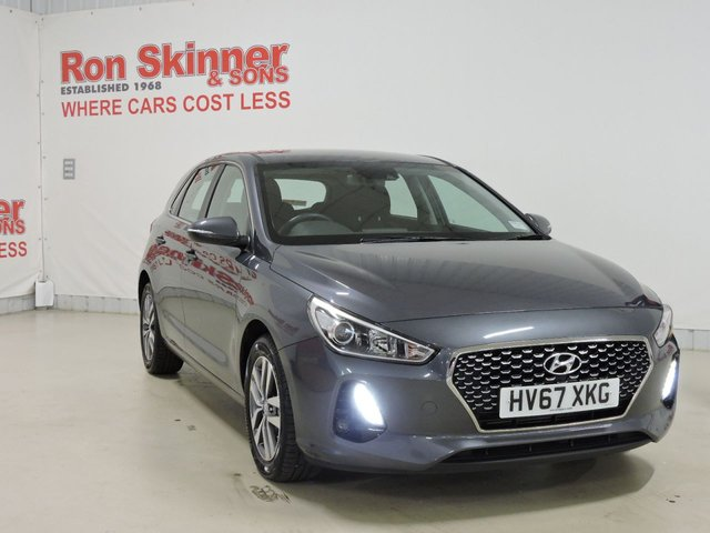 View our 2017 67 HYUNDAI I30 1.0 T-GDI SE 5d 118 BHP