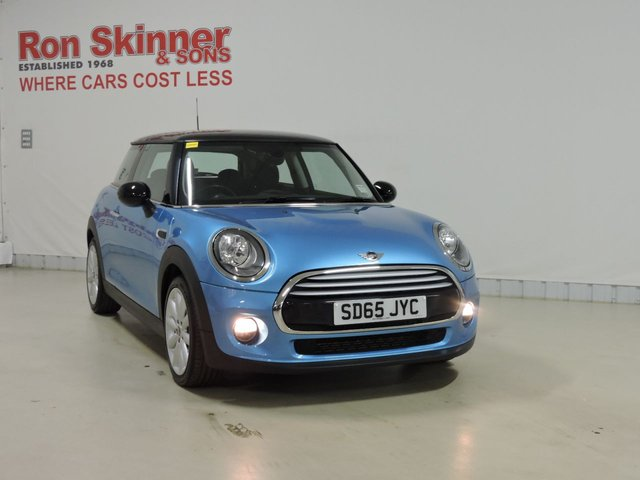 View our 2015 65 MINI HATCH COOPER 1.5 COOPER 3d 134 BHP with CHILI Pack