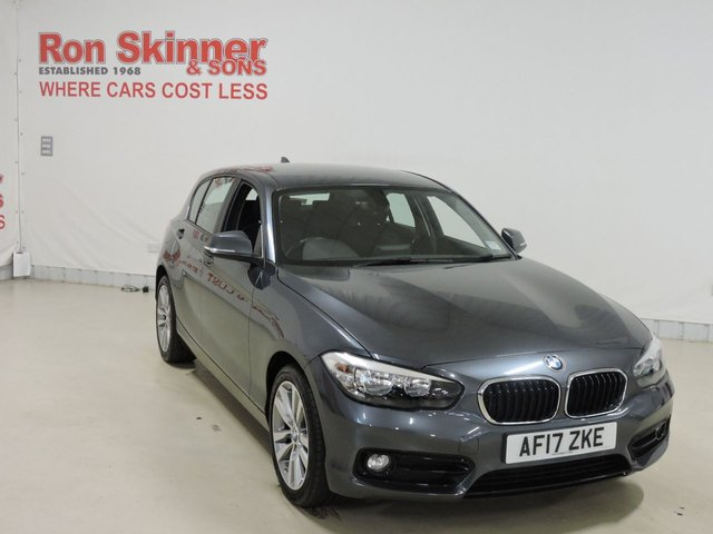 View our 2017 17 BMW 1 SERIES 1.5 116D SPORT 5d 114 BHP with Climate Control