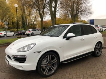 View our PORSCHE CAYENNE