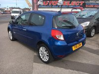 USED 2011 11 RENAULT CLIO 1.2 Dynamique Tom Tom *** ONLY 41,000 MILES! *** SAT NAV *** 12 MONTHS WARRANTY!