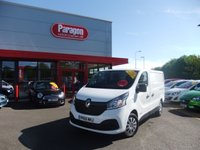 USED 2015 65 RENAULT TRAFIC 1.6 SL27 BUSINESS PLUS DCI S/R P/V 1d 115 BHP *****12 Months Warranty*****