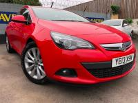 USED 2013 13 VAUXHALL ASTRA 1.4 i Turbo 16v SRi (s/s) 3dr 1 YEAR WARRANTY FREE WITH CAR