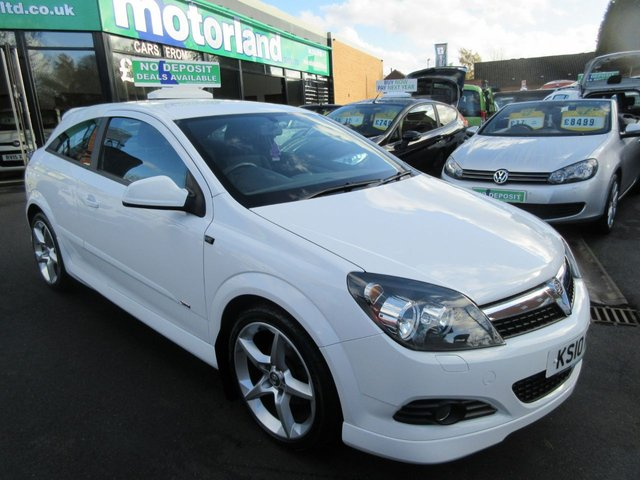 USED 2010 10 VAUXHALL ASTRA 1.8 SRI XP 3d 138 BHP 12 MONTHS MOT...BUY NOW PAY NEXT YEAR