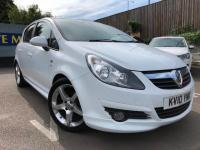 USED 2010 10 VAUXHALL CORSA 1.4 i 16v SRi 5dr (a/c) GREAT FIRST CAR
