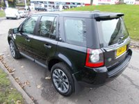 USED 2011 61 LAND ROVER FREELANDER 2.2 TD4 XS 5d 150 BHP ++1 OWNER FROM NEW WITH  FULL SERVICE HISTORY++
