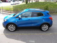 USED 2014 64 VAUXHALL MOKKA 1.6 SE S/S 5d 113 BHP ++VERY NICE EXAMPLE HIGH SPEC SE MODEL+LOW MILEAGE ONLY 11K FROM NEW++