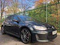 2016 VOLKSWAGEN GOLF 2.0 GTD DSG 5d AUTO 182 BHP £15495.00