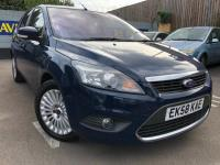 USED 2008 58 FORD FOCUS £4,000 OF FACTORY OPTIONS £4,000 OF FACTORY OPTIONS