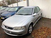 2000 VAUXHALL VECTRA 1.8 CLUB 16V 4d 114 BHP £SOLD