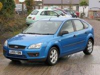 2005 FORD FOCUS 1.6 SPORT TDCI 5d 89 BHP £1995.00