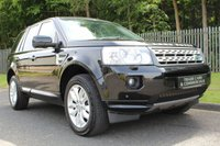 USED 2010 60 LAND ROVER FREELANDER 2 2.2 SD4 HSE 5d AUTO 190 BHP A HIGH SPECIFICATION 4X4 WITH FULL SERVICE HISTORY!!!