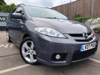 USED 2007 07 MAZDA MAZDA 5 2.0 D Furano II 5dr 7 SEATER FAMILY CAR