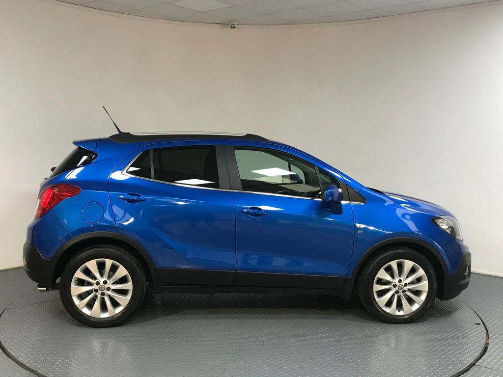 USED 2016 VAUXHALL MOKKA 1.4 SE 5d AUTO 138 BHP SERVICE HISTORY - 1 OWNER - LEATHER - REAR SENSORS - BLUETOOTH - AIR CON - CRUISE - DAB - PRIVACY