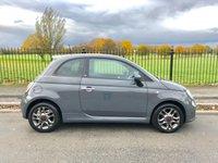 2014 FIAT 500 1.2 S 3d 69 BHP £5495.00