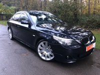 2006 BMW 5 SERIES 3.0 530D M SPORT 4d AUTO 228 BHP £SOLD