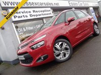 USED 2015 65 CITROEN C4 PICASSO 1.6 BLUEHDI SELECTION 5d 118 BHP