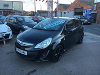 USED 2012 12 VAUXHALL CORSA 1.2 Limited Edition *** ONLY 23,000 MILES! ***