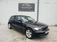 2010 BMW 1 SERIES 2.0 116I SE 5d 121 BHP £5995.00