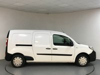 USED 2013 13 RENAULT KANGOO MAXI 1.5 LL21 CORE ENERGY DCI 1d 90 BHP SERVICE HISTORY - NO VAT! - BLUETOOTH CONNECTIVITY - AUX / USB CONNECTION - SLIDING SIDE DOOR