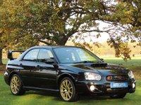2004 SUBARU IMPREZA 2.0 WRX TURBO 4d 224 BHP £6490.00