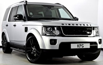 2015 LAND ROVER DISCOVERY 4 3.0 SD V6 HSE Luxury (s/s) 5dr Auto £33495.00
