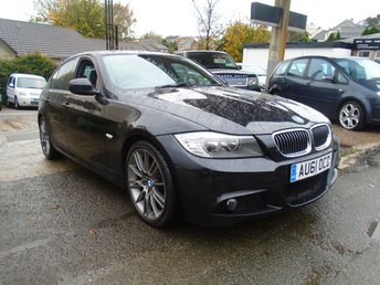 2011 BMW 3 SERIES 2.0 318D SPORT PLUS EDITION 4d 141 BHP £5995.00