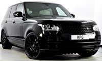 USED 2015 15 LAND ROVER RANGE ROVER 3.0 TD V6 Vogue 4X4 (s/s) 5dr  Cost New £88k with £11k Extras