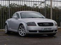 2003 AUDI TT 1.8 QUATTRO 3d 177 BHP £2969.00