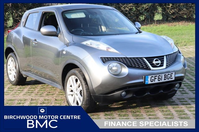 Used Nissan cars in Hornchurch from Birchwood Motor Centre