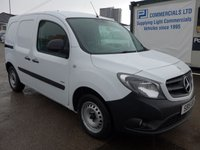 USED 2015 15 MERCEDES-BENZ CITAN 1.5 109 CDI BLUEEFFICIENCY, 90 BHP, LOW MILES, 1 COMPANY OWNER
