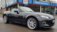 2013 MAZDA MX-5 2.0 I ROADSTER SPORT TECH 2d 158 BHP £10995.00