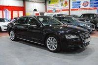 2013 AUDI A8 3.0 TDI QUATTRO SE EXECUTIVE 4d AUTO 247 BHP £17495.00