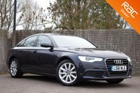 USED 2011 61 AUDI A6 2.0 TDI SE 4d AUTO 175 BHP £0 DEPOSIT BUY NOW PAY LATER - FULL S/H - NAV - BOSE