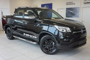View our SSANGYONG MUSSO