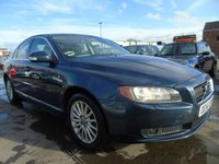 2006 VOLVO S80 2.4 D SE AUTOMATIC MINT CONDITION FULL SERVICE £3795.00