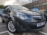 USED 2014 63 VAUXHALL CORSA 1.2 i 16v SE 5dr (a/c) GREAT FIRST CAR