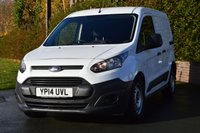 2014 FORD TRANSIT CONNECT 1.6 200 P/V 1d 94 BHP £7491.00
