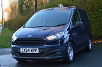 2014 FORD TRANSIT COURIER 1.5 BASE TDCI 1d 74 BHP £5891.00