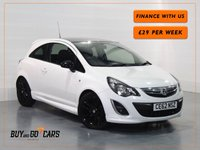 2012 VAUXHALL CORSA 1.2 LIMITED EDITION 3d 83 BHP £5394.00