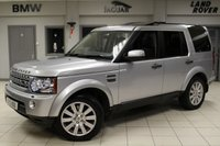 USED 2012 12 LAND ROVER DISCOVERY 3.0 4 SDV6 HSE 5d AUTO 255 BHP 7 SEATER full service history FULL LEATHER SEATS + FULL SERVICE HISTORY + SATELLITE NAVIGATION + TRIPLE SUN ROOF + SURROUND CAMERA SYSTEM + FRONT & REAR HEATED SEATS + 7 SEATS + 19 INCH ALLOYS + DAB RADIO + XENON HEADLIGHTS
